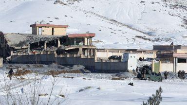 Десетки убити при талибанска атака по база на разузнаването в Афганистан