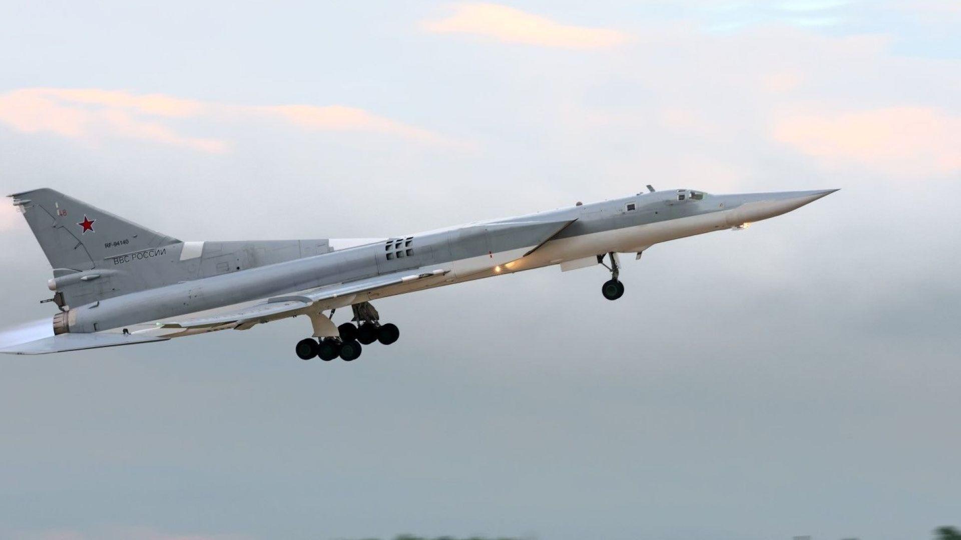 Руски бомбардировачи тренирали атака срещу норвежки радар?