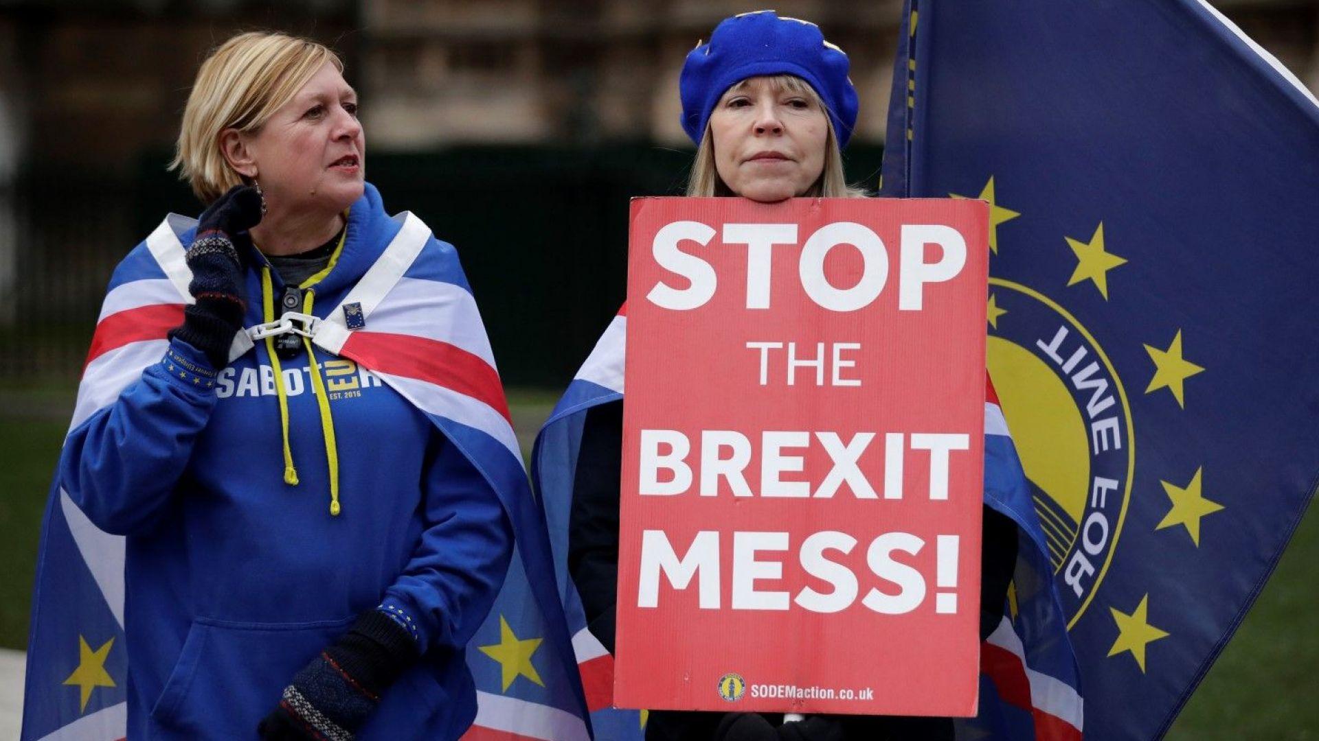 Кой е големият губещ? Петте държави, които ще пострадат най-много от Брекзит без сделка