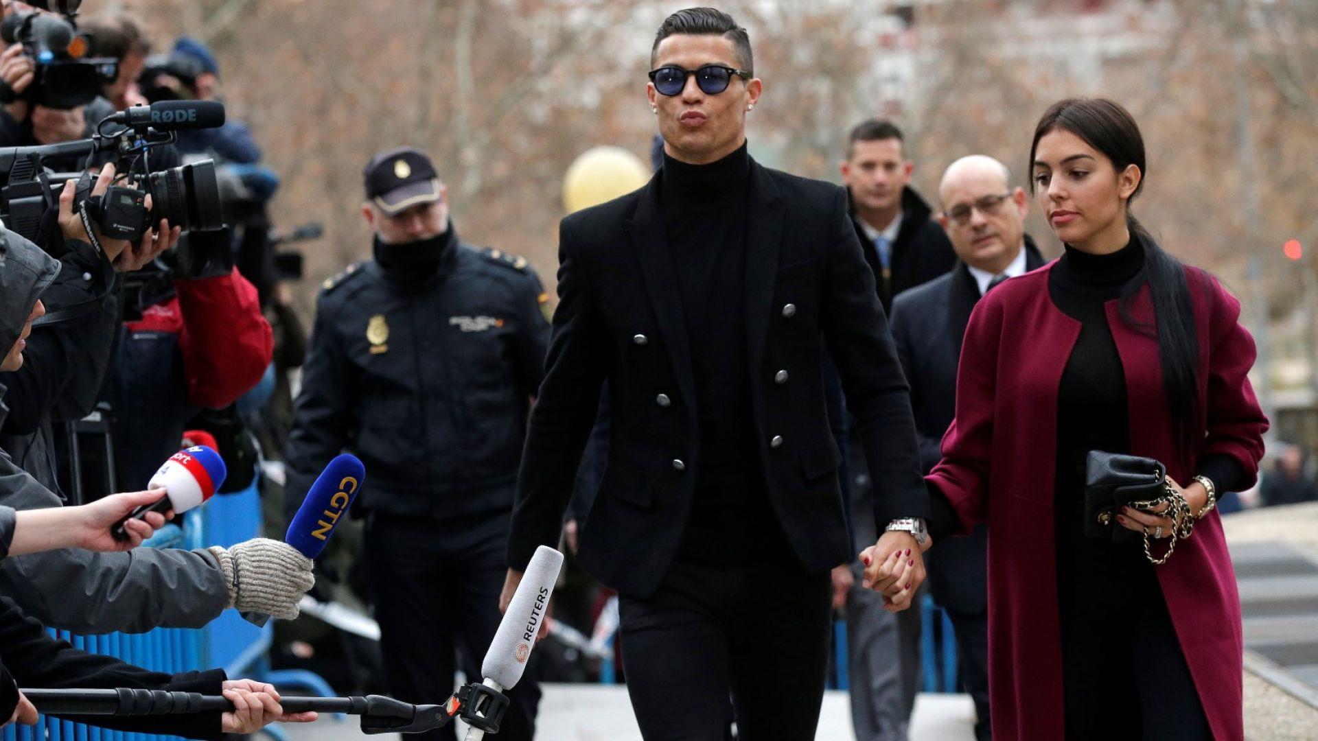 2. Другият гений на съвременния футбол - Кристиано Роналдо, е на втората позиция със 107 милиона долара