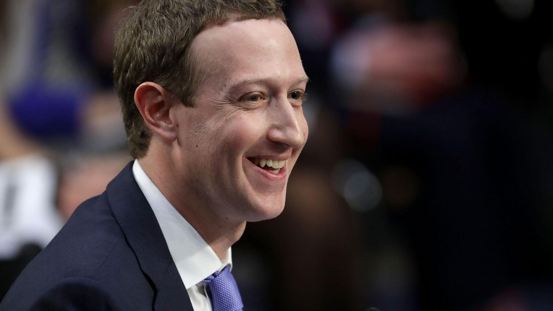 Зукърбърг иска по-контролиран интернет