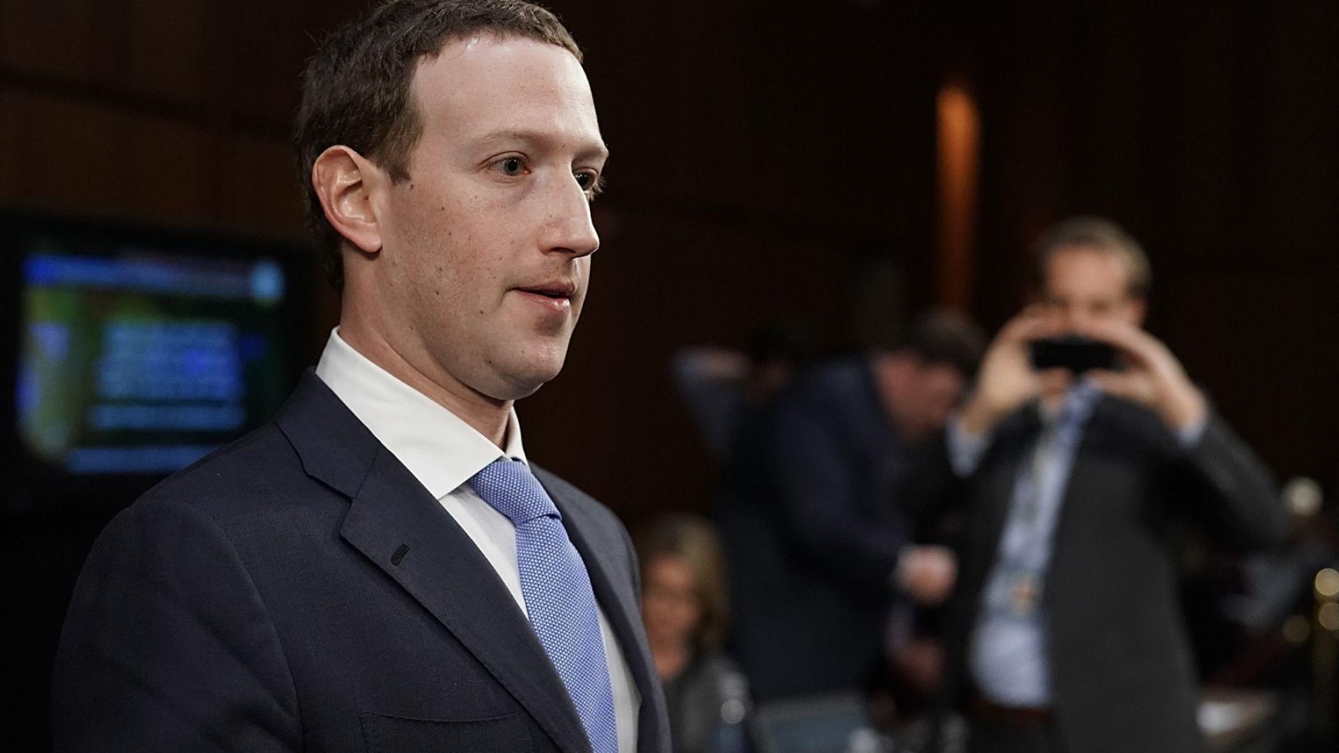 Зукърбърг: Фейсбук не може да гарантира, че няма да има намеса в изборите за ЕП