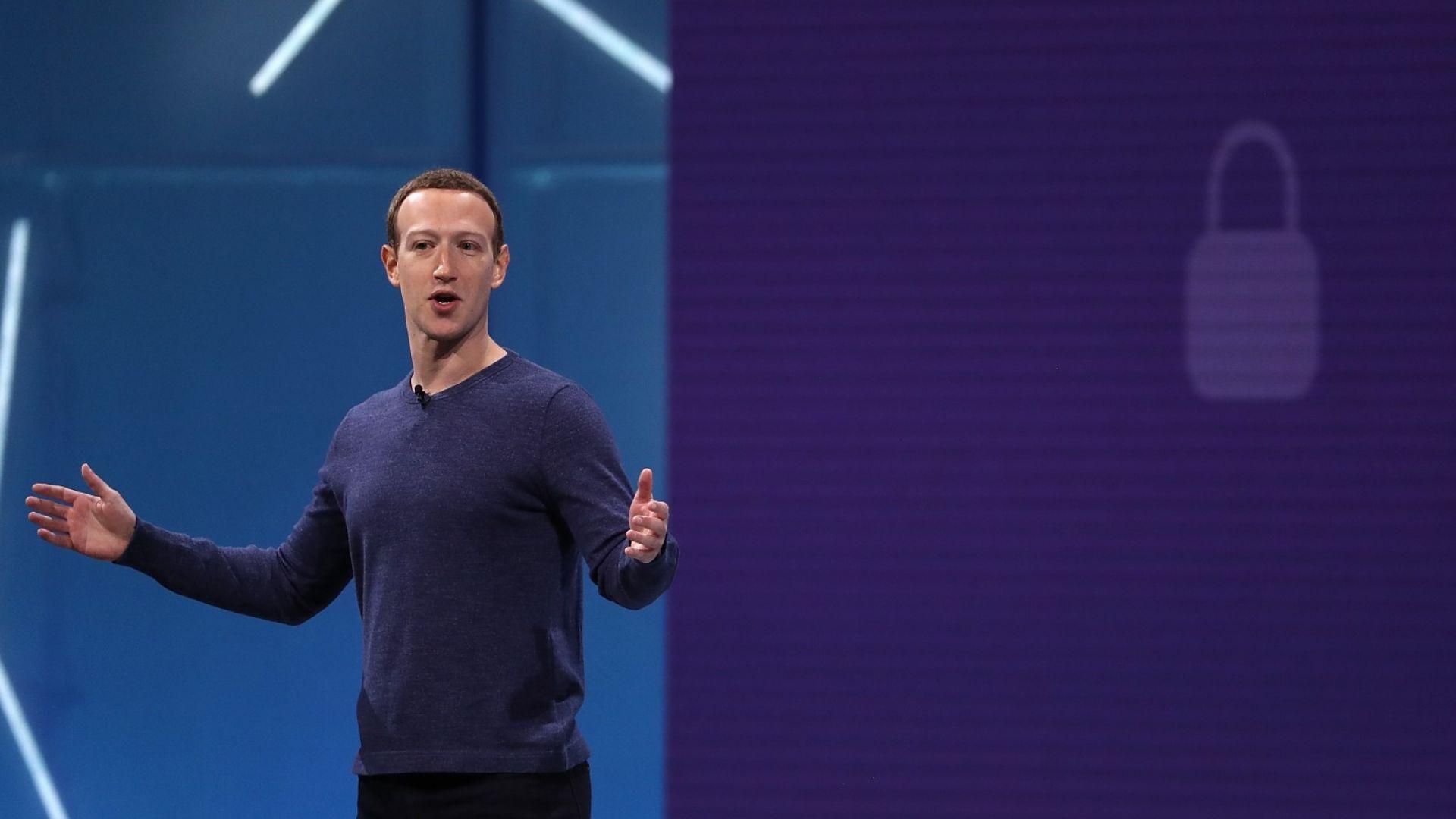 """Зукърбърг анонсира голяма промяна във """"Фейсбук"""""""