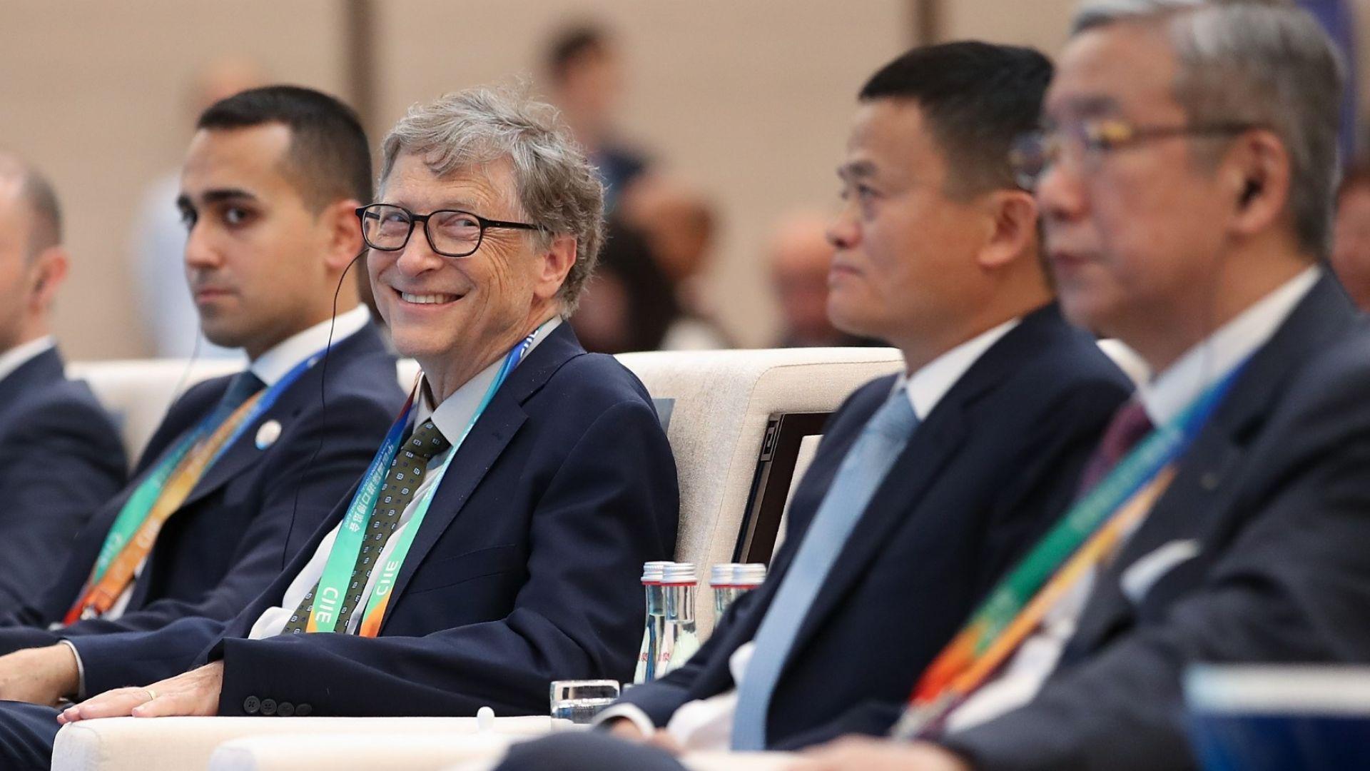 Бил Гейтс инвестира в технология за откриване на оръжие в тълпите