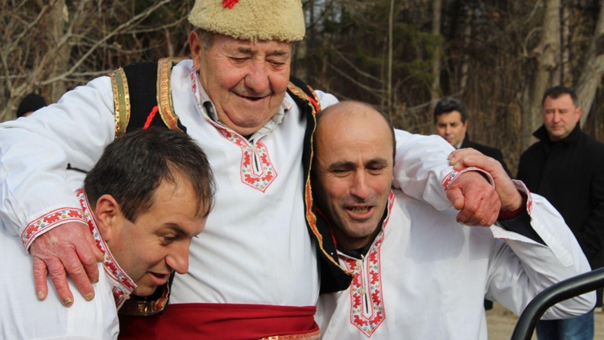 Ден след Бабинден в Черешово празнуваха и Дядовден (снимки)