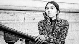 Анна Кабакова - когато тялото говори, а гласът е танц