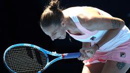 Световната №3 в тениса: Мъжете, които не искат равенство, са слаби