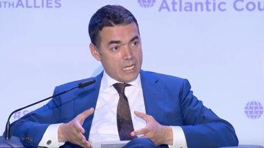 Македонският външен министър ще се пробва за президент