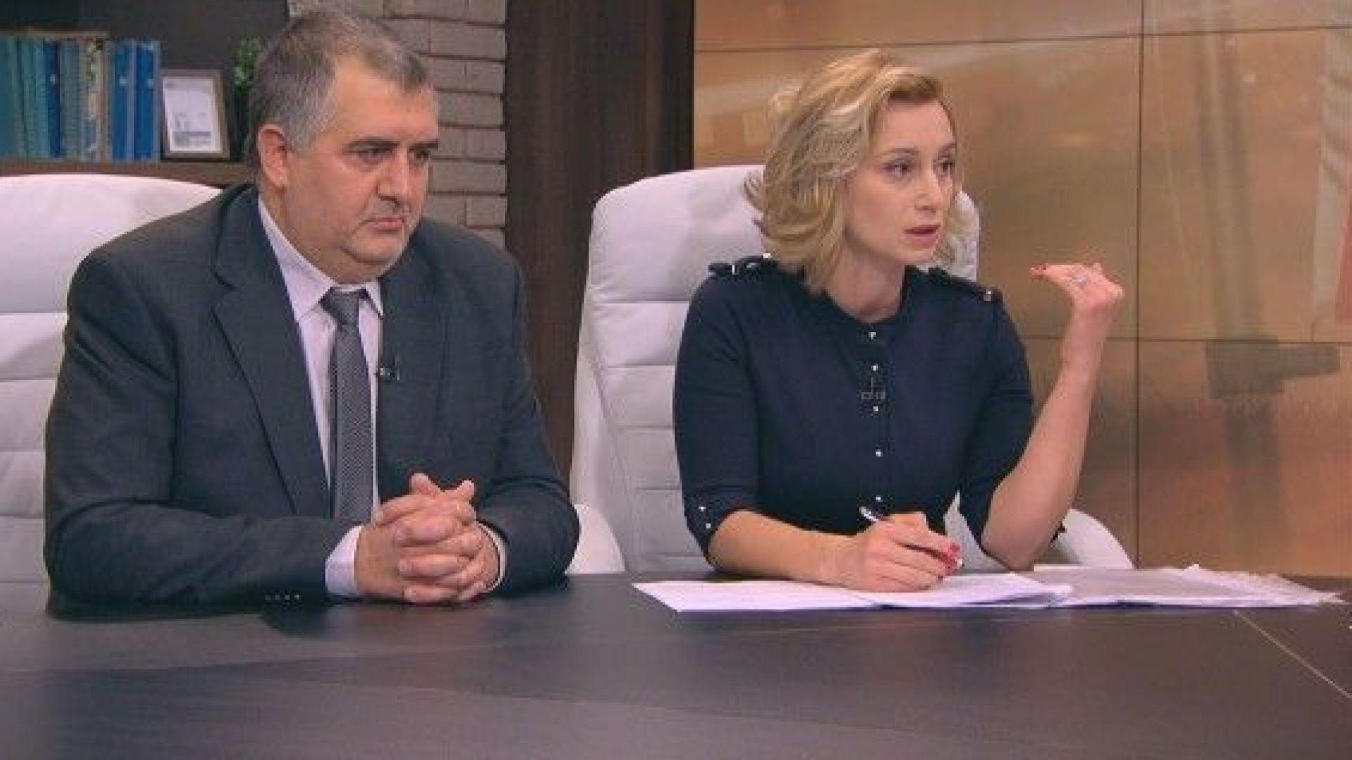 Чавдар Георгиев и адвокат Бекирска разказаха за проблемите с норвежката социална система