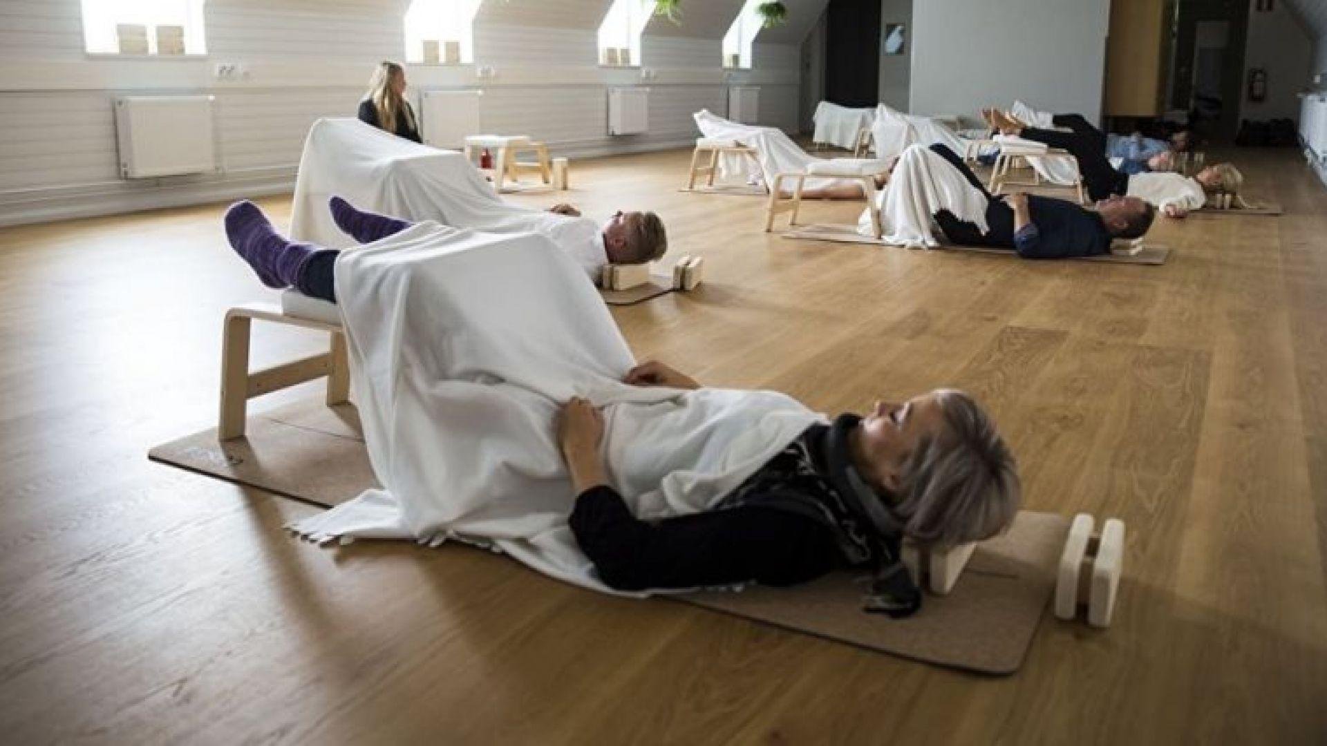 Финландия въвежда следобедния сън на работното място