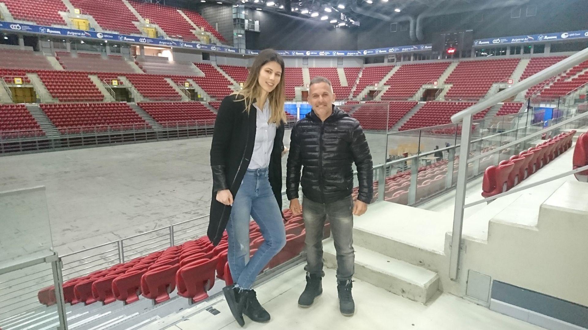 Пиронкова и Йовчев са новите посланици на Sofia Open