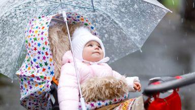 Дългоочаквани валежи започват в понеделник