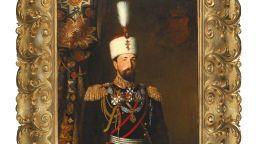 Акцион във Виена продава на търг княжески регалии на Алексадър I Батенберг (снимки)
