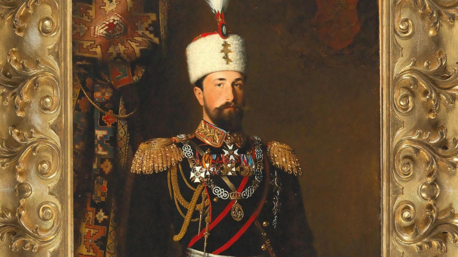 И други българи са искали портрета на Батенберг