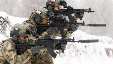 Путин пенсионира АК-74