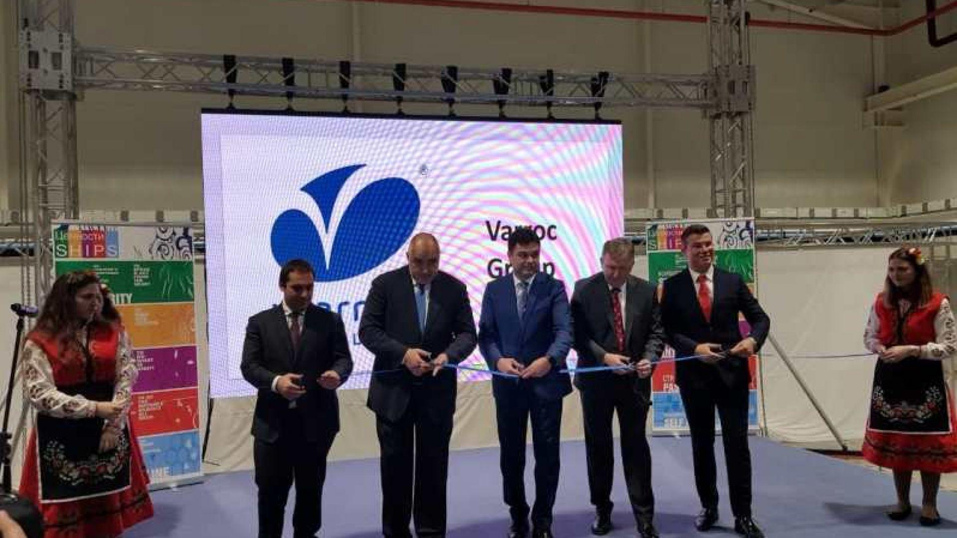 Борисов: Правим завод след завод, а спекулациите на тема инвестиции не спират