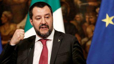 Салвини: Италия е най-верния съюзник на Тръмп в Европа