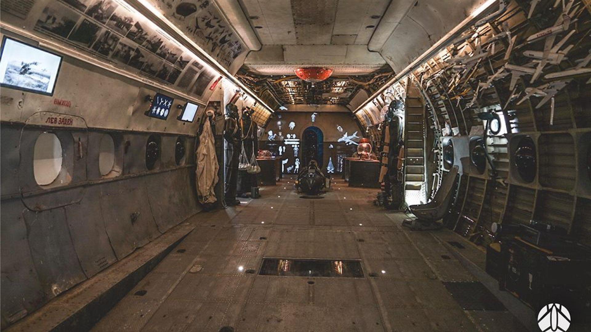 """Дегустираме """"космическа храна"""" в авиомузея в Бургас"""