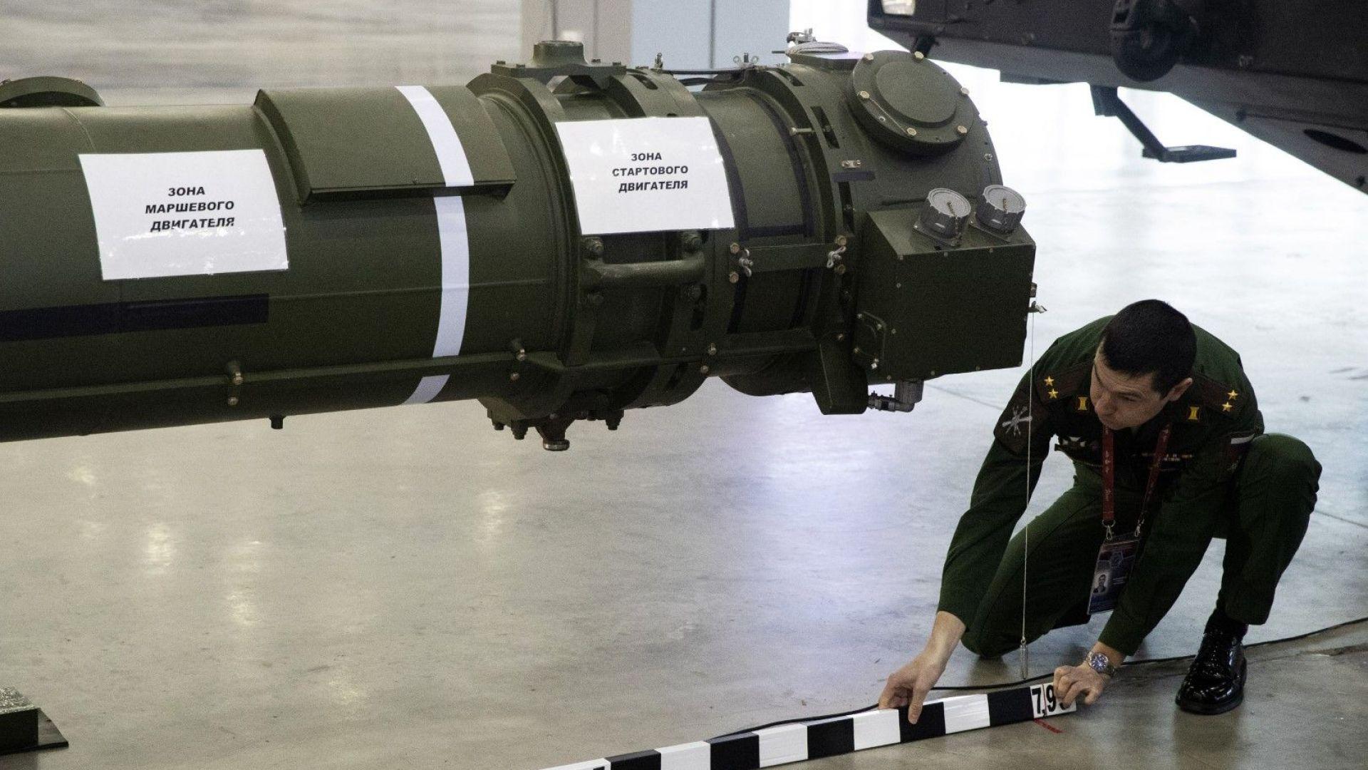Москва представи спорната ракета 9М729: Какви са нейните показатели