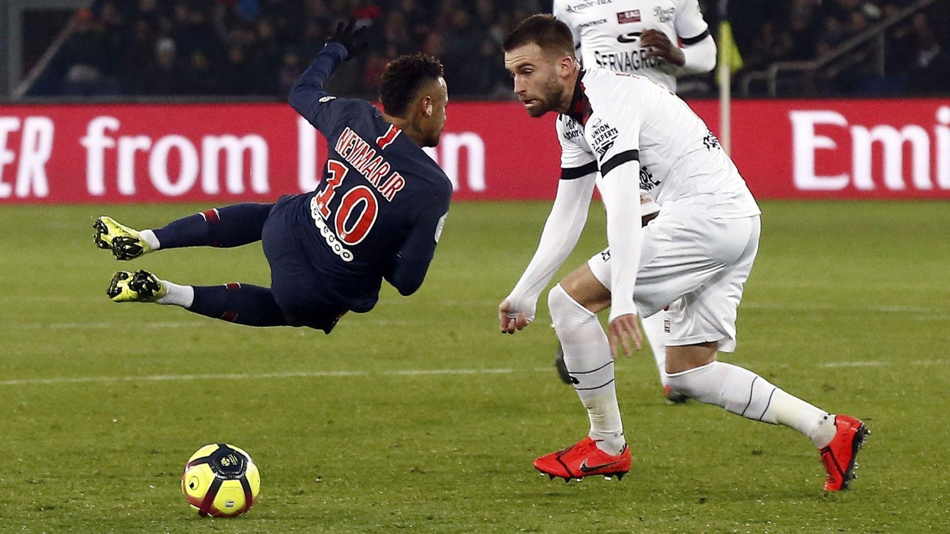 Страх в Париж - Неймар пак се контузи преди най-важните мачове