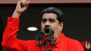 """Ердоган за """"революцията"""" във Венецуела: Братко Мадуро, дръж се!"""