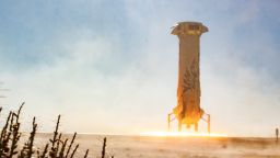 Джеф Безос с нов успех за своя космически кораб