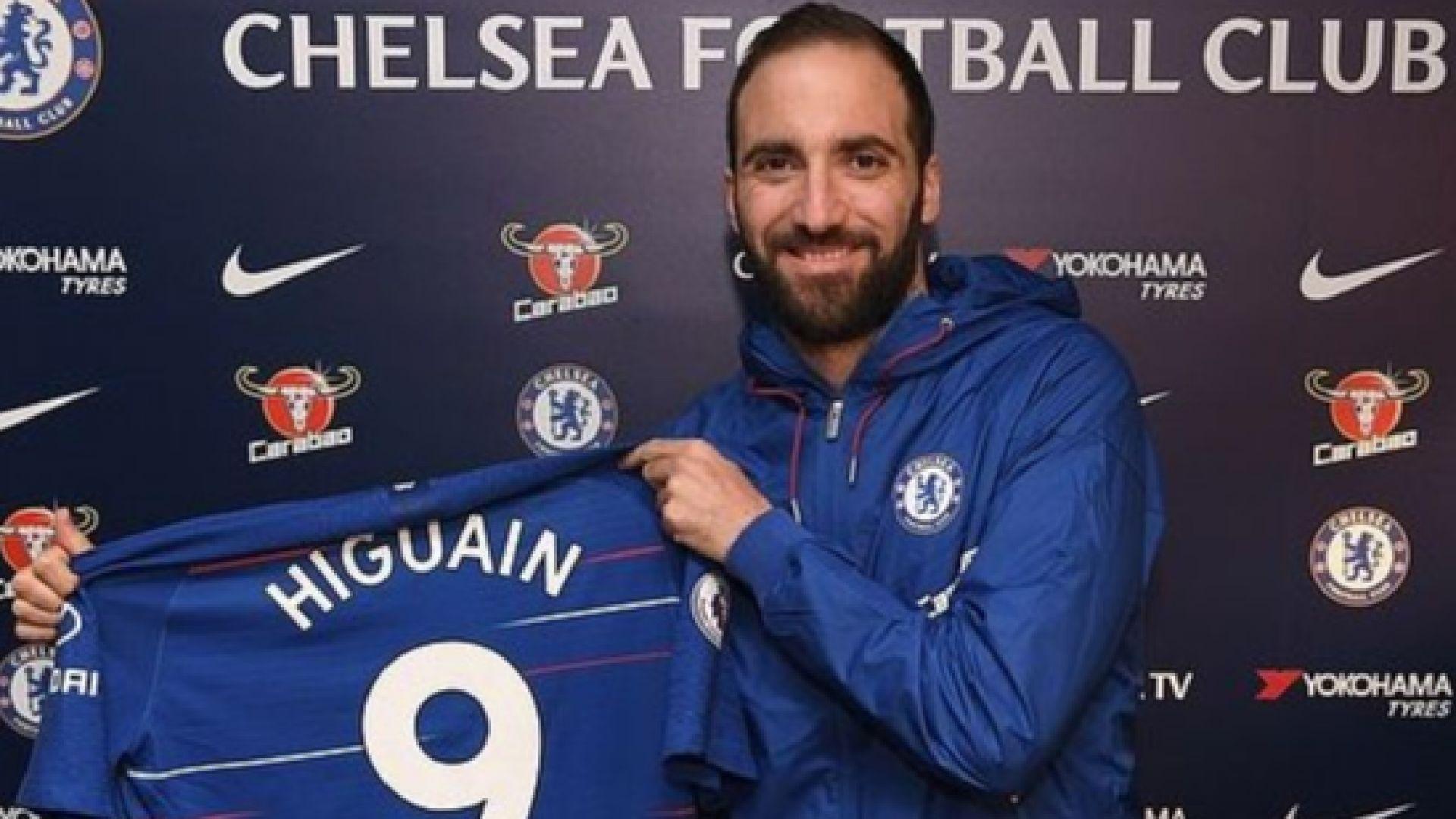 Официално: Игуаин ще се пробва във Висшата лига