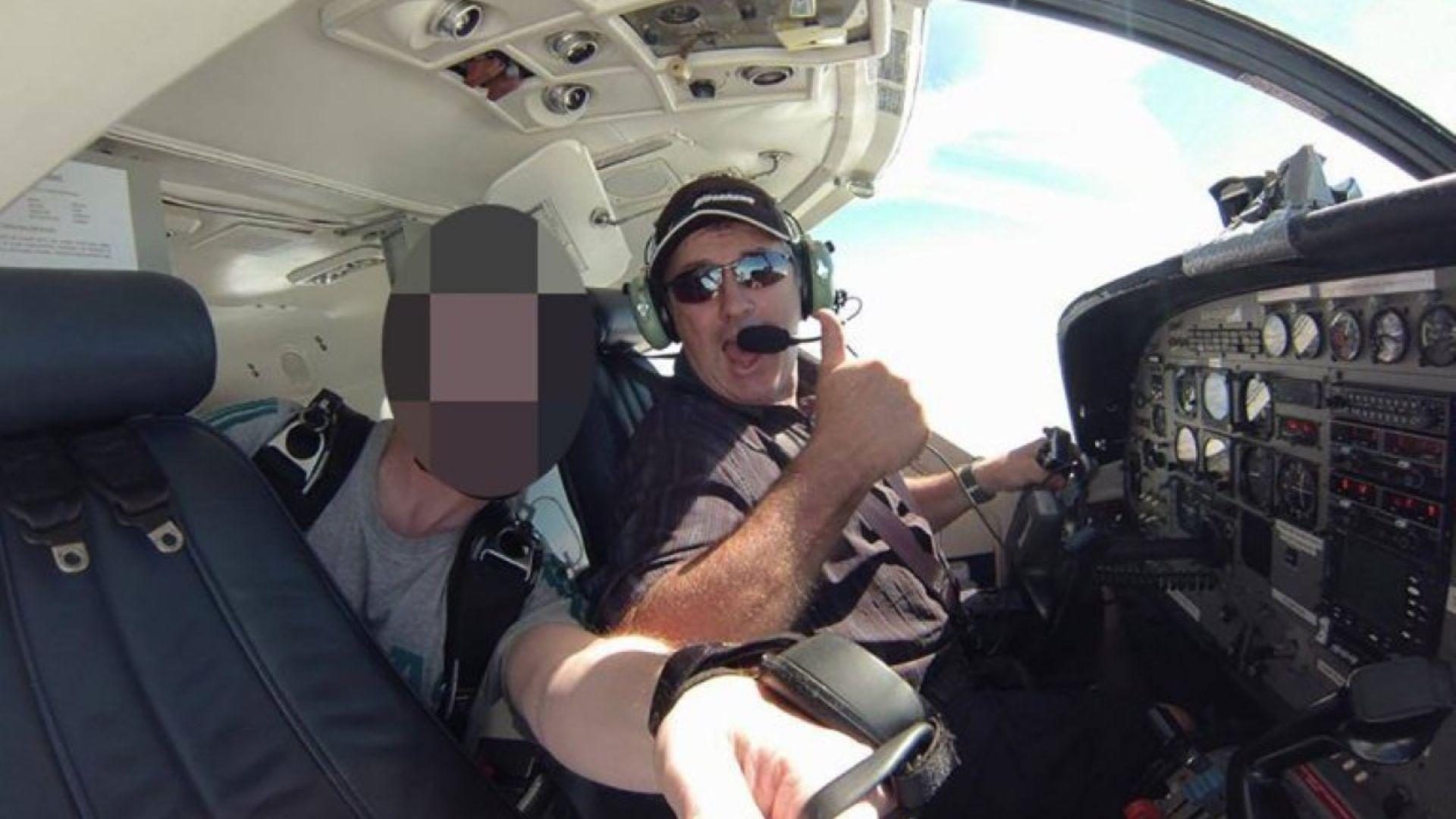 Звезди даряват пари за търсене на пилота от самолета със Сала
