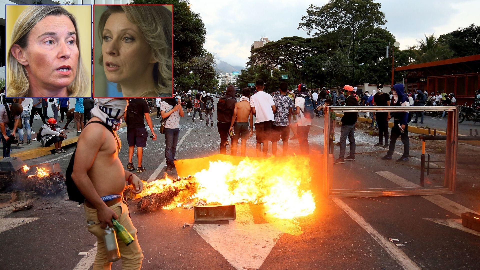 Кой казва истината за политическата криза във Венецуела?
