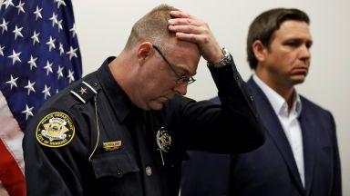 Млад американец застреля петима в банка и се обади на полицията
