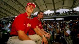 Семейството на Шумахер одобри излъчването на документален филм за него