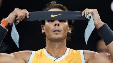 Надал набързо отнесе Циципас за пети финал в Австралия