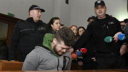 Оставиха в ареста убиецът на Калина