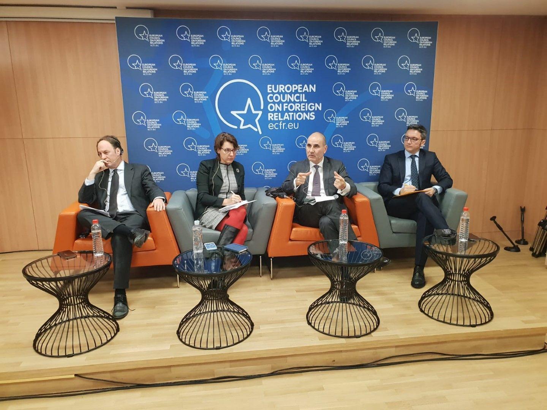 Дискусия в Дома на Европа за бъдещето на Стария континент