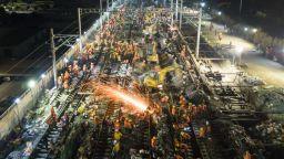 Как се осъществяват ЖП ремонтите в Китай