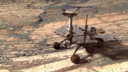 """НАСА: Марсоходът """"Опортюнити"""" вече не работи"""