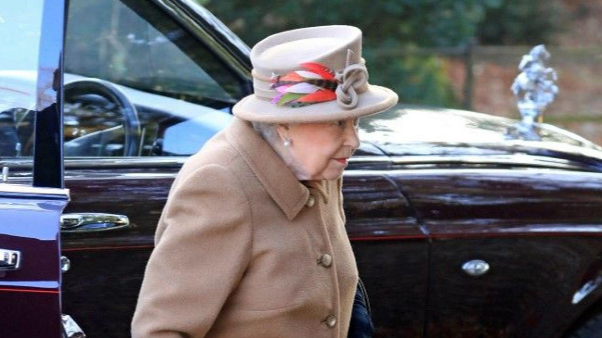 Кралица Елизабет Втора призова Великобритания да се стреми съм съгласие
