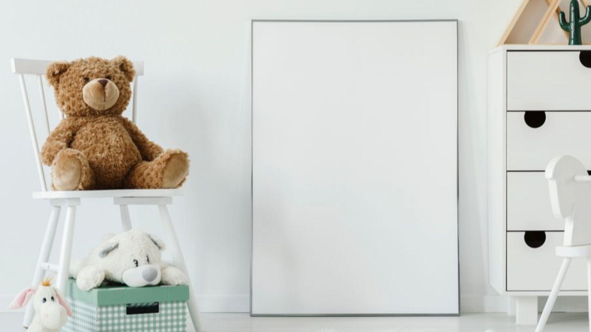 Минимализъм в детската стая - що е то и има ли почва у нас?