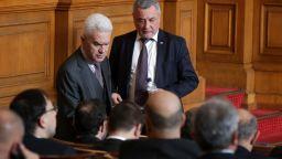 Сидеров: ВМРО и НФСБ анулират управляващата коалиция, ще питам Борисов какво мисли
