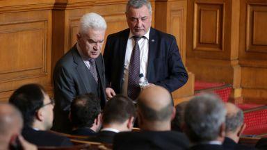 Сидеров: Усещам, че ГЕРБ имат полза в ОП да не сме единни
