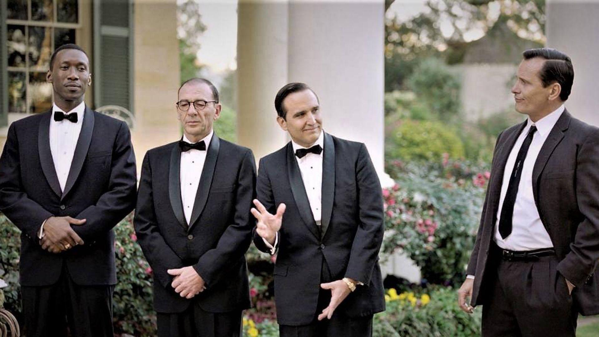"""Усещането на Пепеляшка: Часове преди наградите """"Оскар"""""""