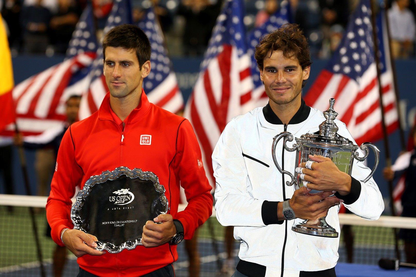Титла за Надал на US Open
