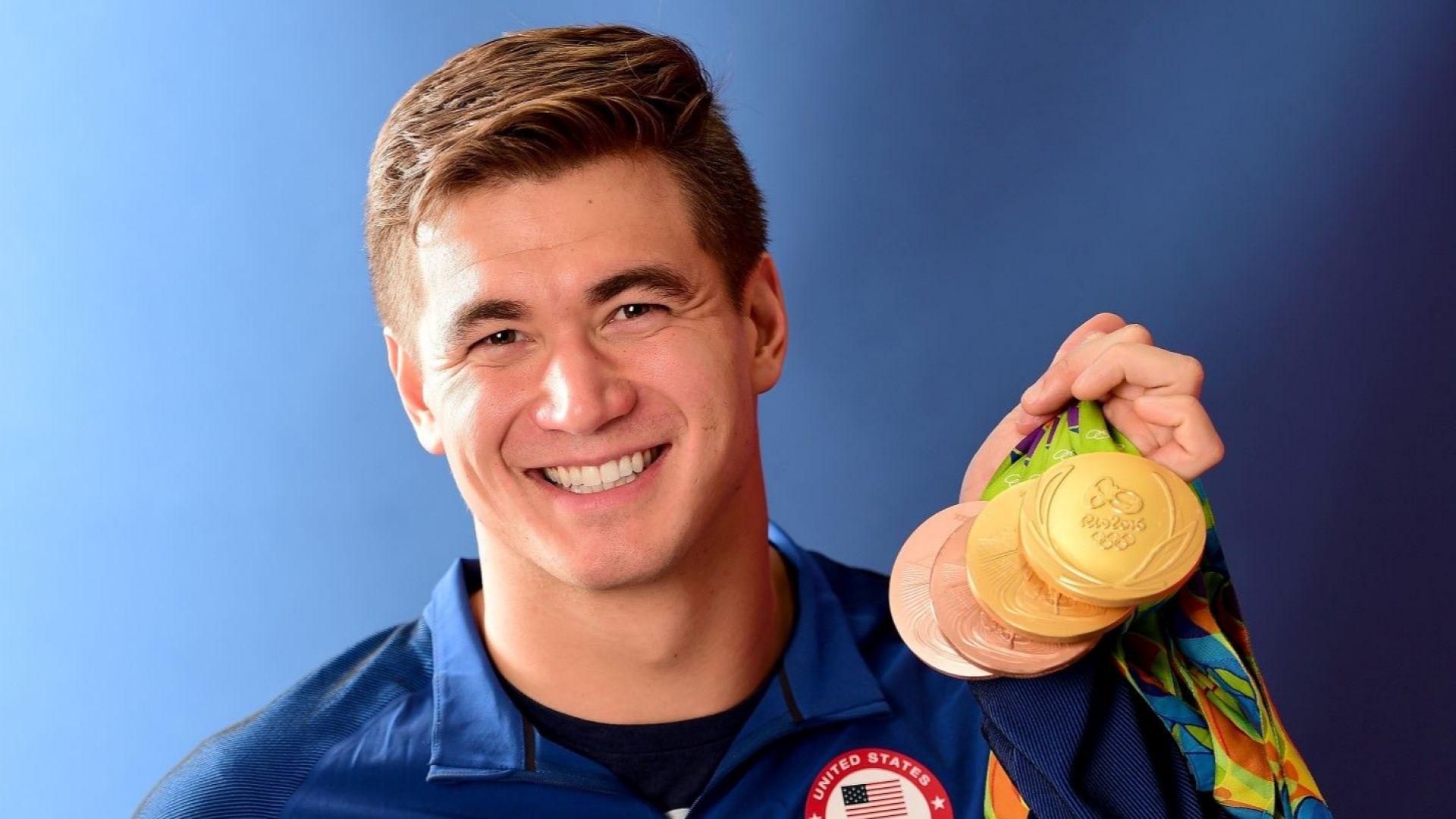 Петкратен олимпийски шампион диагностициран с рак