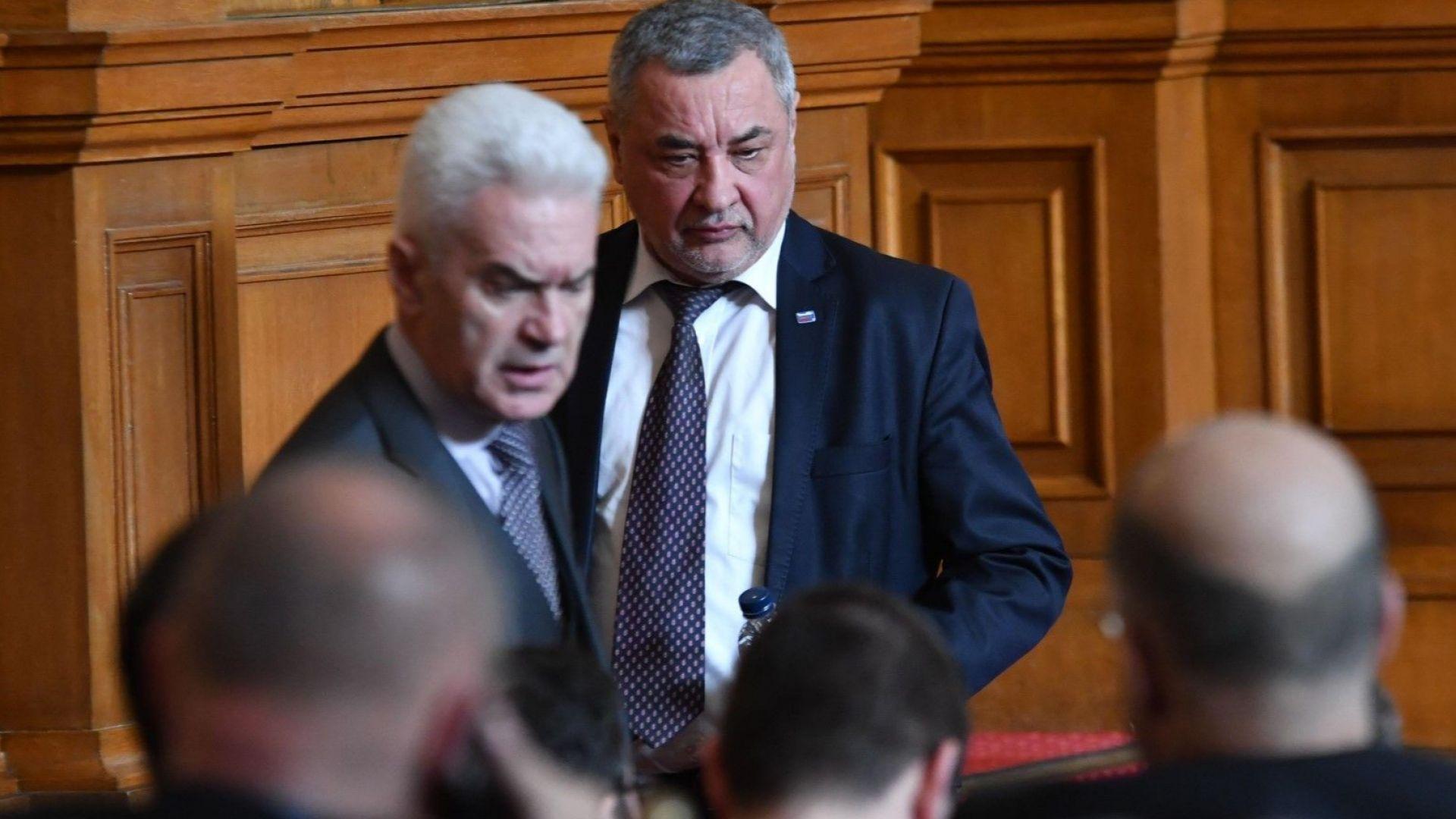 Сидеров: Подкрепям Симеонов да оглави листата за Евровота