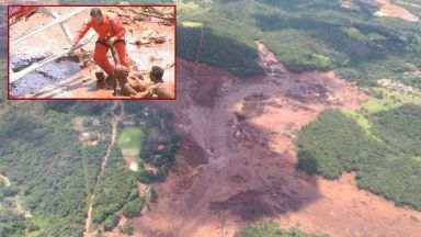 Хвостохранилища се сринаха в Бразилия: 200 изчезнали, много загинали и опасност от екологична катастрофа