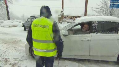 Родопите бедстват заради тежката зимна обстановка, активиран е авариен план