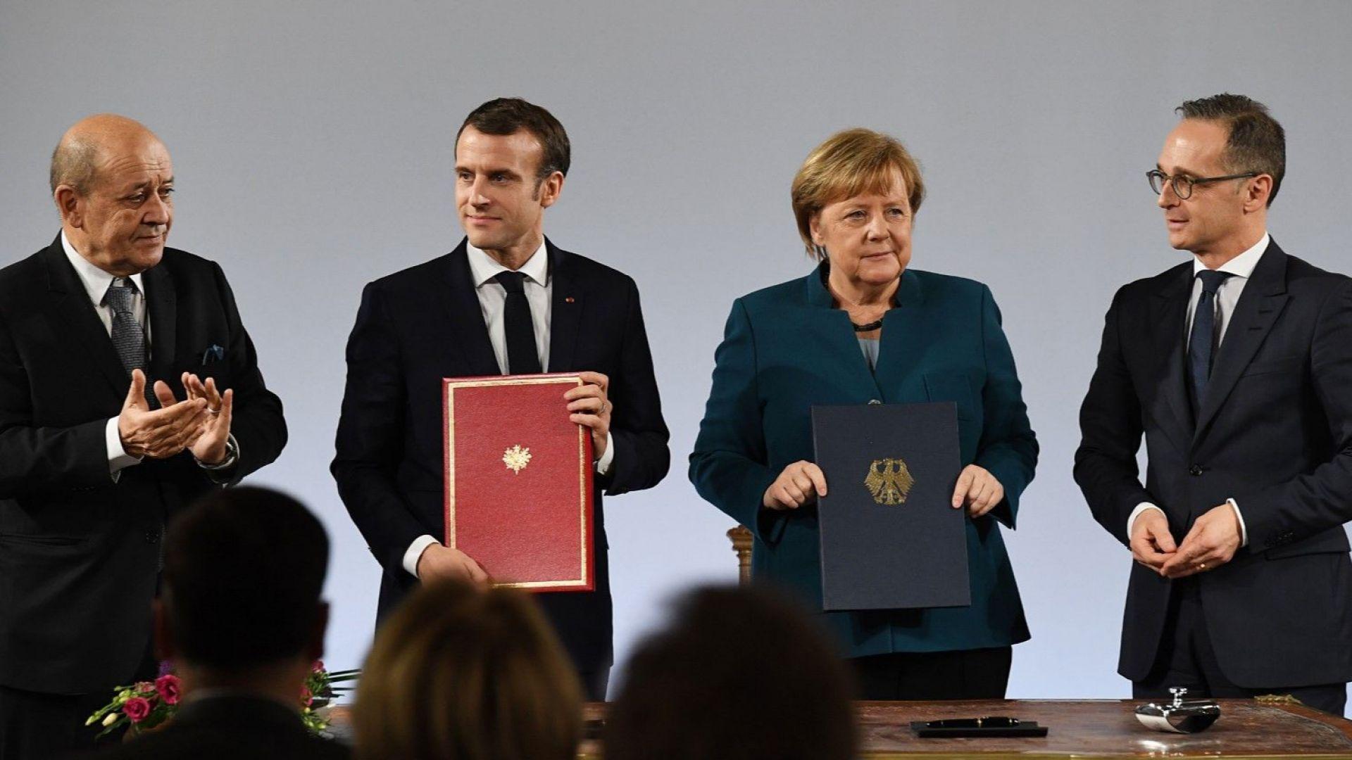 Проф. Йорг Реквате: Германия и Франция са мотор, но само той не е достатъчен за ЕС