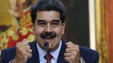 Мадуро предупреди за гражданска война във Венецуела