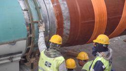 """Молдова завърши работата за прием на газ през """"Турски поток"""""""