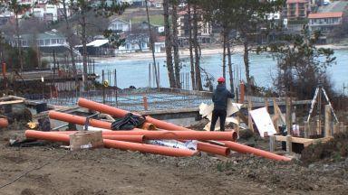 Проверката на бетонното безумие по морето продължава в общините